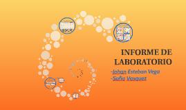 Copy of INFORME DE LABORATORIO