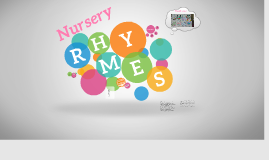 TCC - NURSERY RHYMES IN CHILDREN SECOND LANGUAGE ACQUISITION