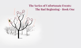 The Series of Unfortunate Events: