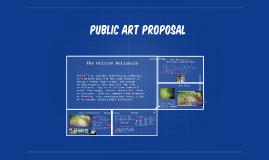 Public Art Proposal