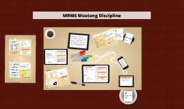MRMS Discipline