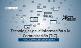 Ponencia Milena Bocanegra TIC