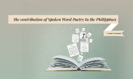 The contribution of Spoken Word