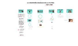 Copy of LA CONCEPCIÓN SIMBÓLICA DE LA CULTURA