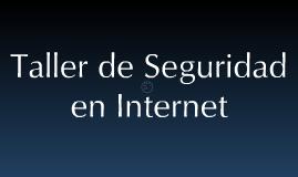 Copy of Seguridad en internet