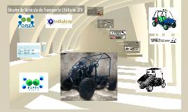 Diseño de Vehículo de Transporte Utilitario