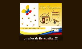 70 años de Rebequita...!!!