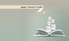 Character Analysis: Regan
