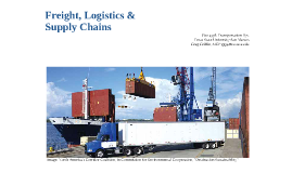 04-16-Freight, Logistics & Supply Chains