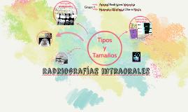 radriografias intraorales