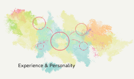 Experience & Personality