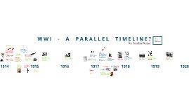 WWI - A Parallel Timeline?