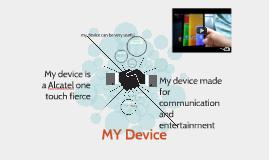 MY Device