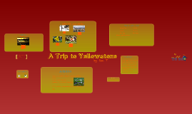 A trip to Yellowstone