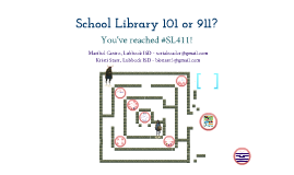 Library 101 or 911?