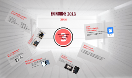 Copy of EN NORMS 2013