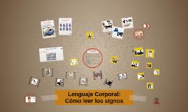 Lenguaje Corporal: