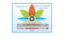 Projecten Pit: plan van aanpak Stip 2018
