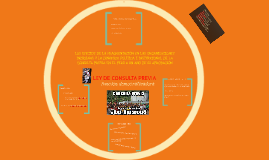 LEY DE CONSULTA PREVIA (RSP)