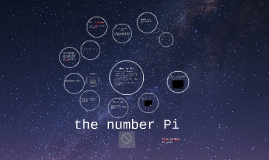 Copy of the number Pi