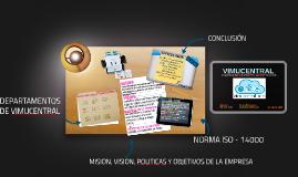 Copy of Dirección general de una empresa