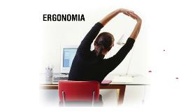 Copy of ERGONOMIA