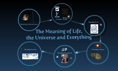 Meaning of life, the universe and everything