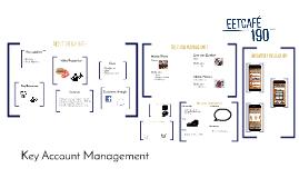 Key Account Management, Eetcafé 190
