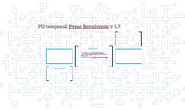 PD temporal: Pyme Revolvente v 1.7