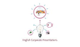 English Corporate Presentations