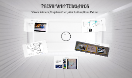 FRESH WHITEBOARDS