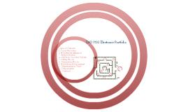 EAD 7013 Electronic Portfolio