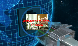Copy of almacenamiento  en linea