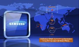 Copy of chiến lược kinh doanh quốc tế của Samsung tại Mỹ