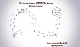 Circuito de palesras UNESP/Ilha Solteira