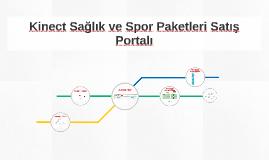 Kinect Sağlık ve Spor Paketleri Satış Portalı