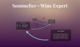 Copy of Sommelier - Wine Expert