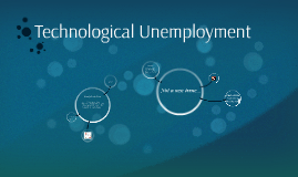 technology and unemployment Perhaps the hottest debate of this century is regarding how technology is allegedly killing jobs for the living and breathing people and slowly making way for the iron men and men of steel (robots, not.