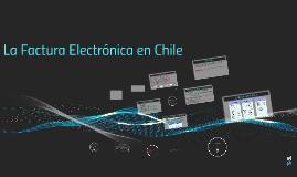 Factura electrónica en  Chile