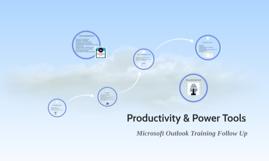 Productivity & Power Tools