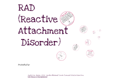A Story of Adoption and Reactive Attachment Disorder ...
