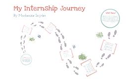 Internship Final Reflection Project