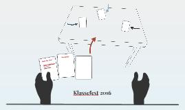 Klassefest 2016