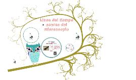 Copy of linea del tiempo acerca de microscopio