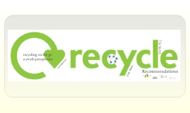 Copy of Recycling on the go: a youth perspective