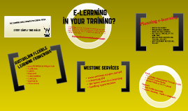 Copy of E-learning Innovations