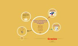 Técnicas e instrumentos de recolección de datos en la triang