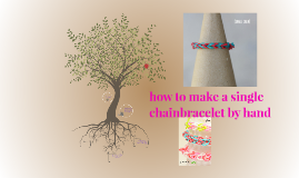 how to make a single rubber band bracelet by hand