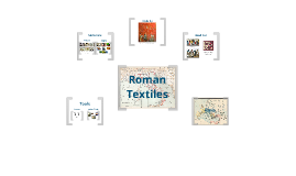 Copy of Textiles in Ancient Rome