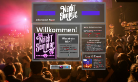 NSM Information Event